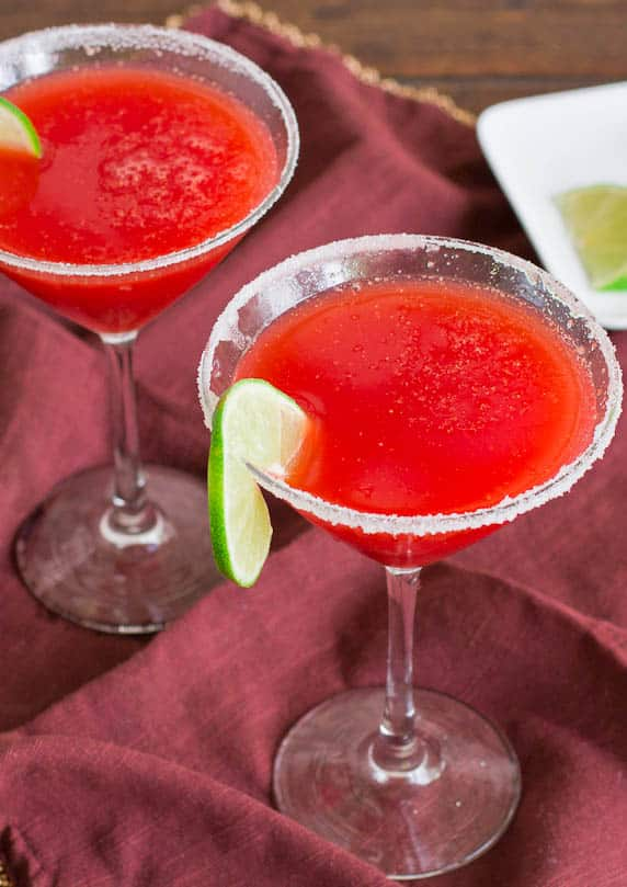 Strawberry Margaritas Jo Cooks