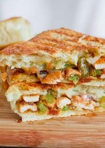 chicken fajita sandwiches-1-9