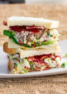 easy chicken salad sandwiches-1-5