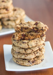 new york style chocolate chip cookies-1-5