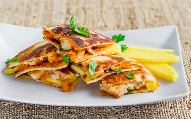 bbq-chicken-and-mango-quesadillas-3