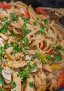 healthy cajun chicken linguini-1-13