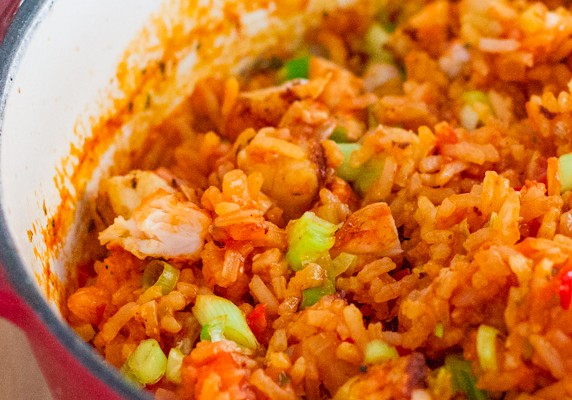 chicken and shrimp jambalaya-1