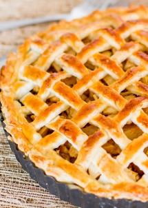 Classic American Apple Pie