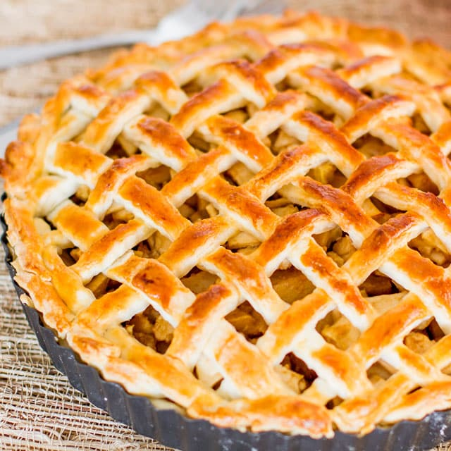 Classic American Apple Pie – Beautiful and Delicious Apple Pie that ...