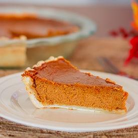 Classic Pumpkin Pie - Jo Cooks