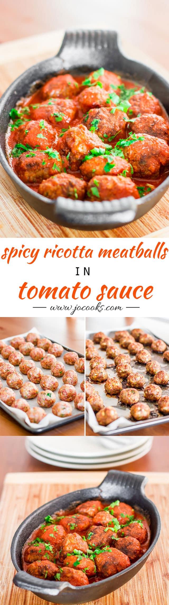 spicy-ricotta-meatballs-in-tomato-sauce-collage1