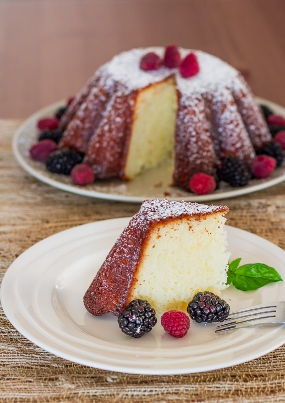 Lemon Yogurt Cake - Jo Cooks