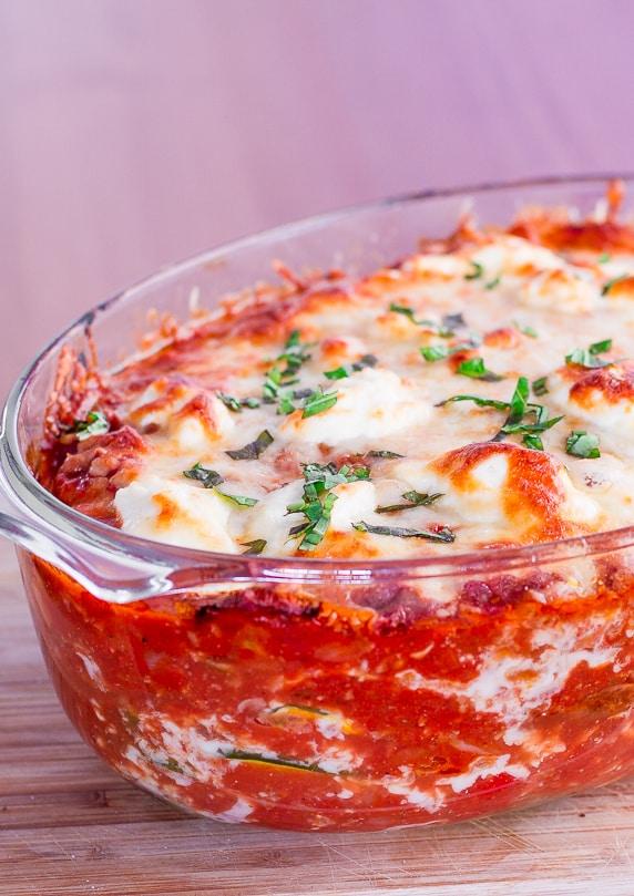 Low fat low carb zucchini recipes
