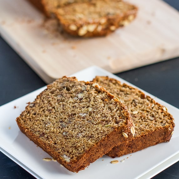 Healthy Whole Wheat Banana Nut Bread - Jo Cooks