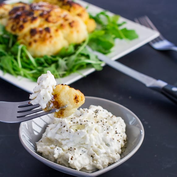 roasted-head-of-cauliflower-with-blue-cheese-dip-1-3