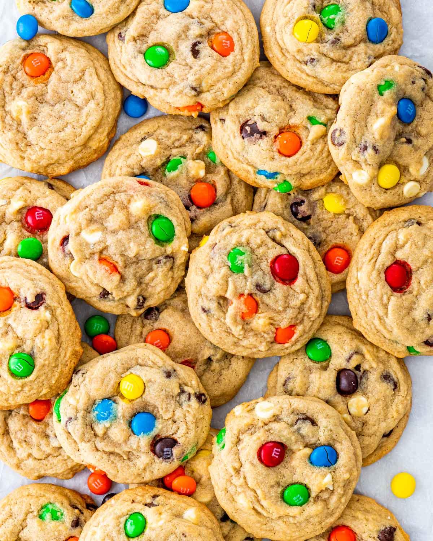 M M Cookies Jo Cooks