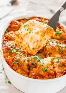 Easy Beef Lasagna