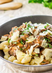 gnocchi with mushroom ragu-1-2