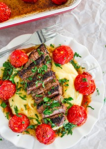 creamy-polenta-with-grilled-steak-and-roasted-tomatoes-5