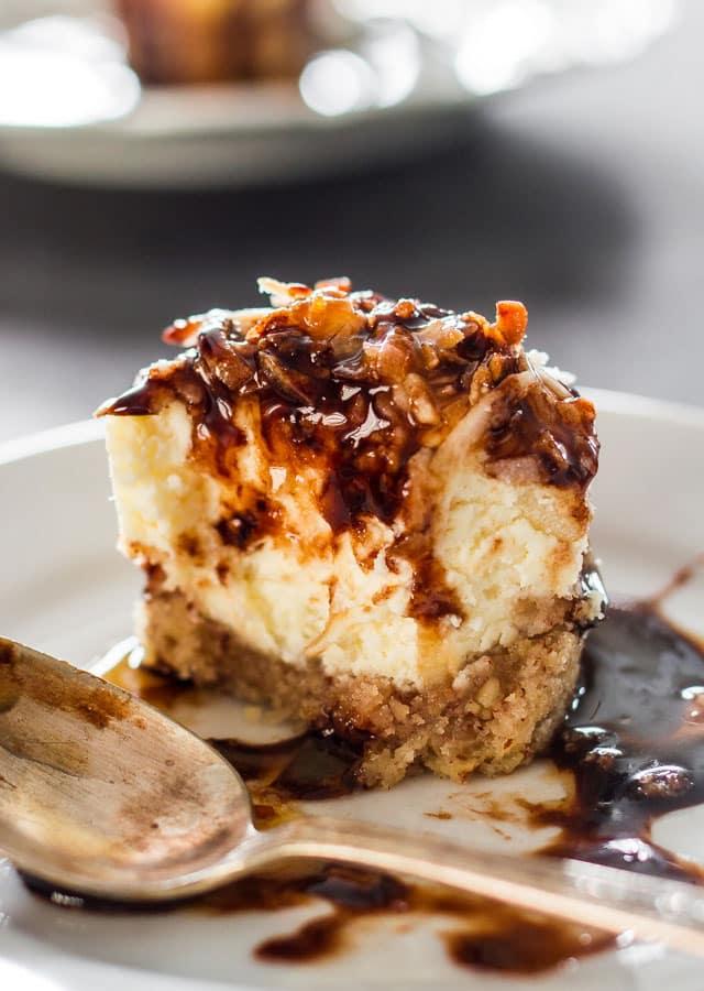 Hawaiian Cheesecakes Bites