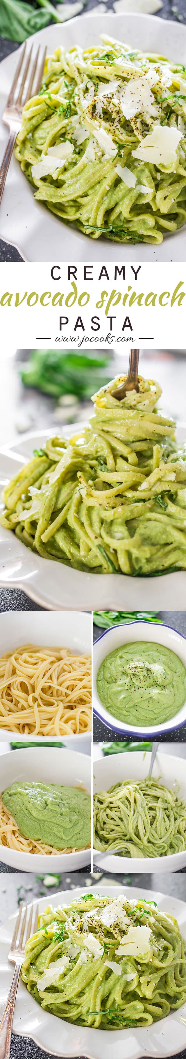 avocado-and-spinach-pasta-collage