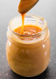 1 Ingredient Caramel Sauce