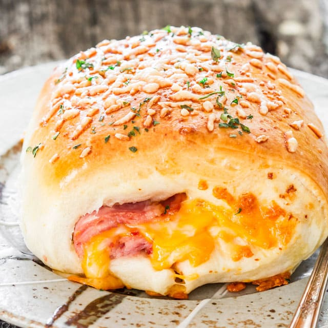 Ham and Cheese Pocket