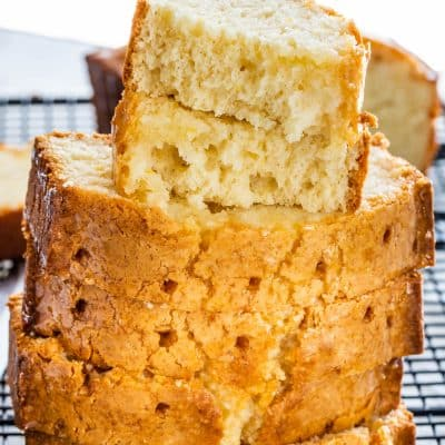 Old Fashioned Lemon Bread