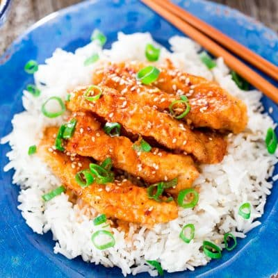 Ginger Chicken