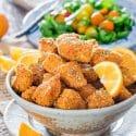 Chicken Milanese Bites