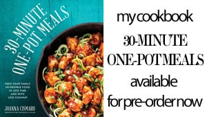 30-Minute One-Pot Meals cookbook
