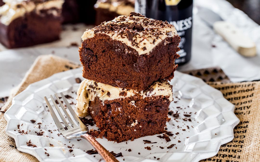 mile-high-guinness-brownies-with-guinness-buttercream-frosting-1