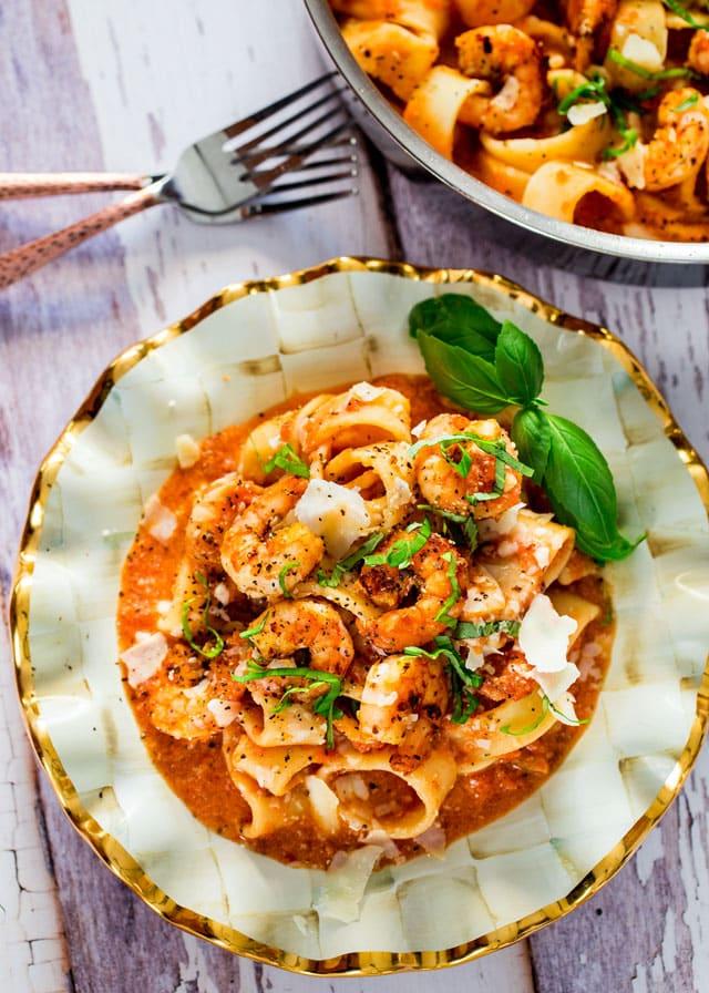 ... Closet Cooking Source · Crispy Cajun Shrimp Fettuccine Recipesbnb