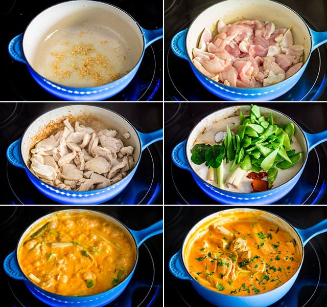 Thai Red Chicken CurryJo Cooks