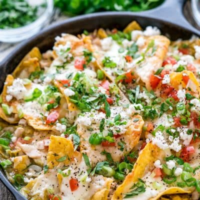 Tex Mex Chilaquiles