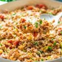 Deconstructed Stuffed Pepper Casserole