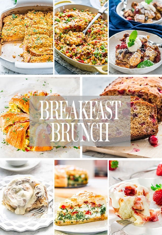 christmas breakfast brunch ideas