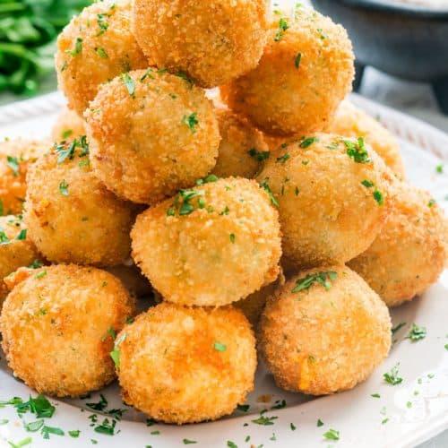 Potato Croquettes Jo Cooks