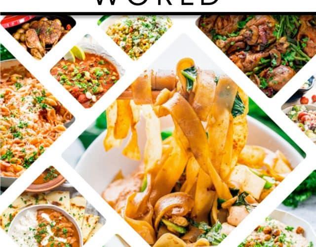 30 Recipes From Around The World – Free eCookbook