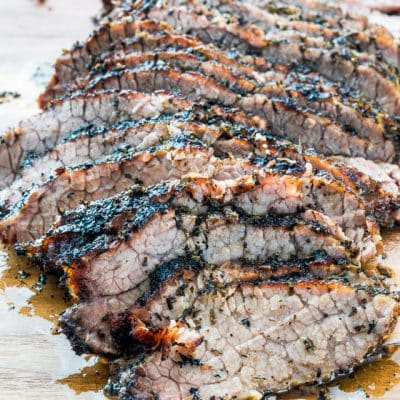 Beef Brisket Gyros