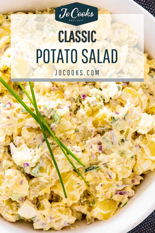 pin for potato salad.