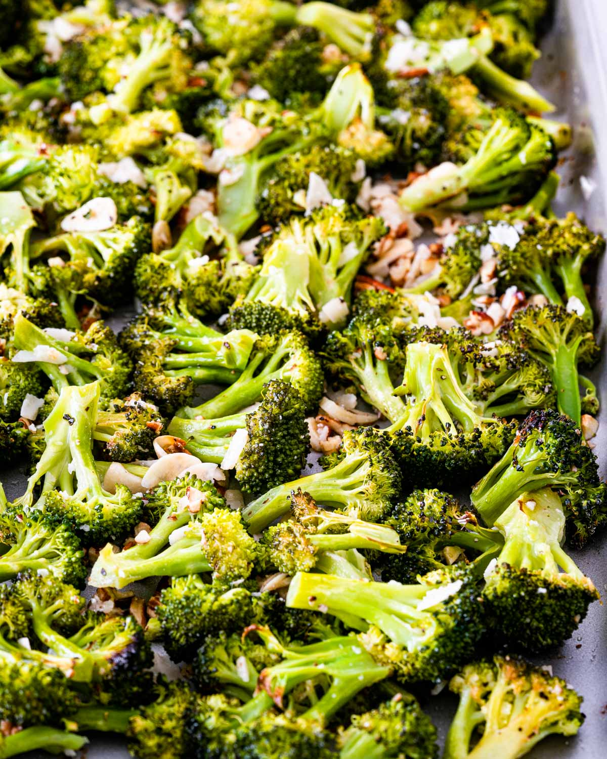 The Ultimate Parmesan Roasted Broccoli Jo Cooks