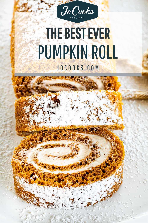 pin for pumpkin roll.