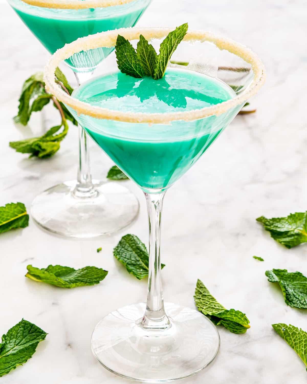 Grasshopper Cocktail Jo Cooks