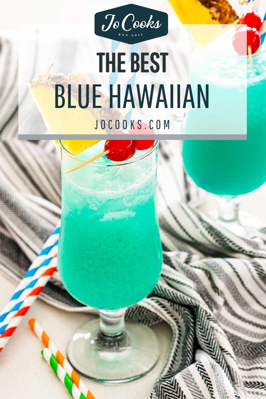 pin for blue hawaiian.