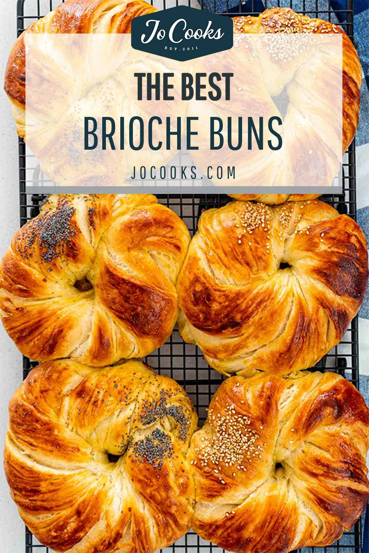 pin for brioche buns.