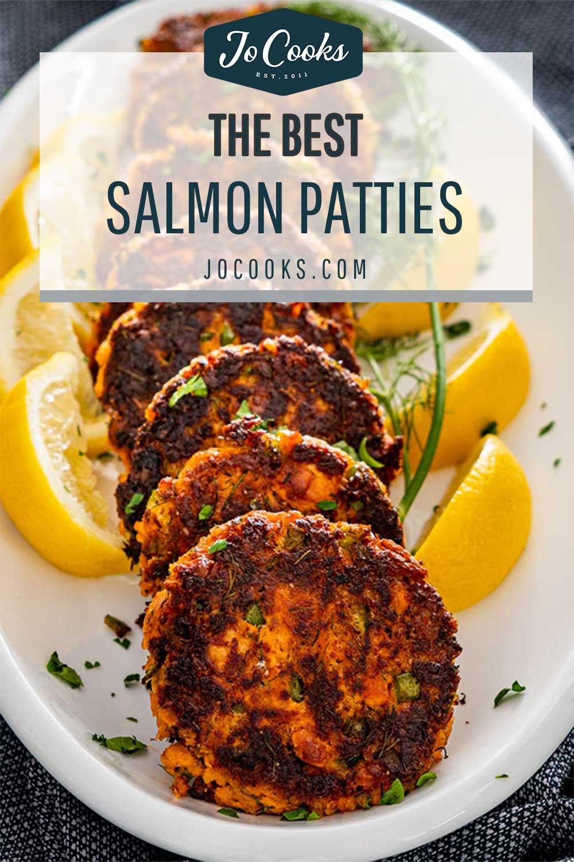 pin for salmon patties.