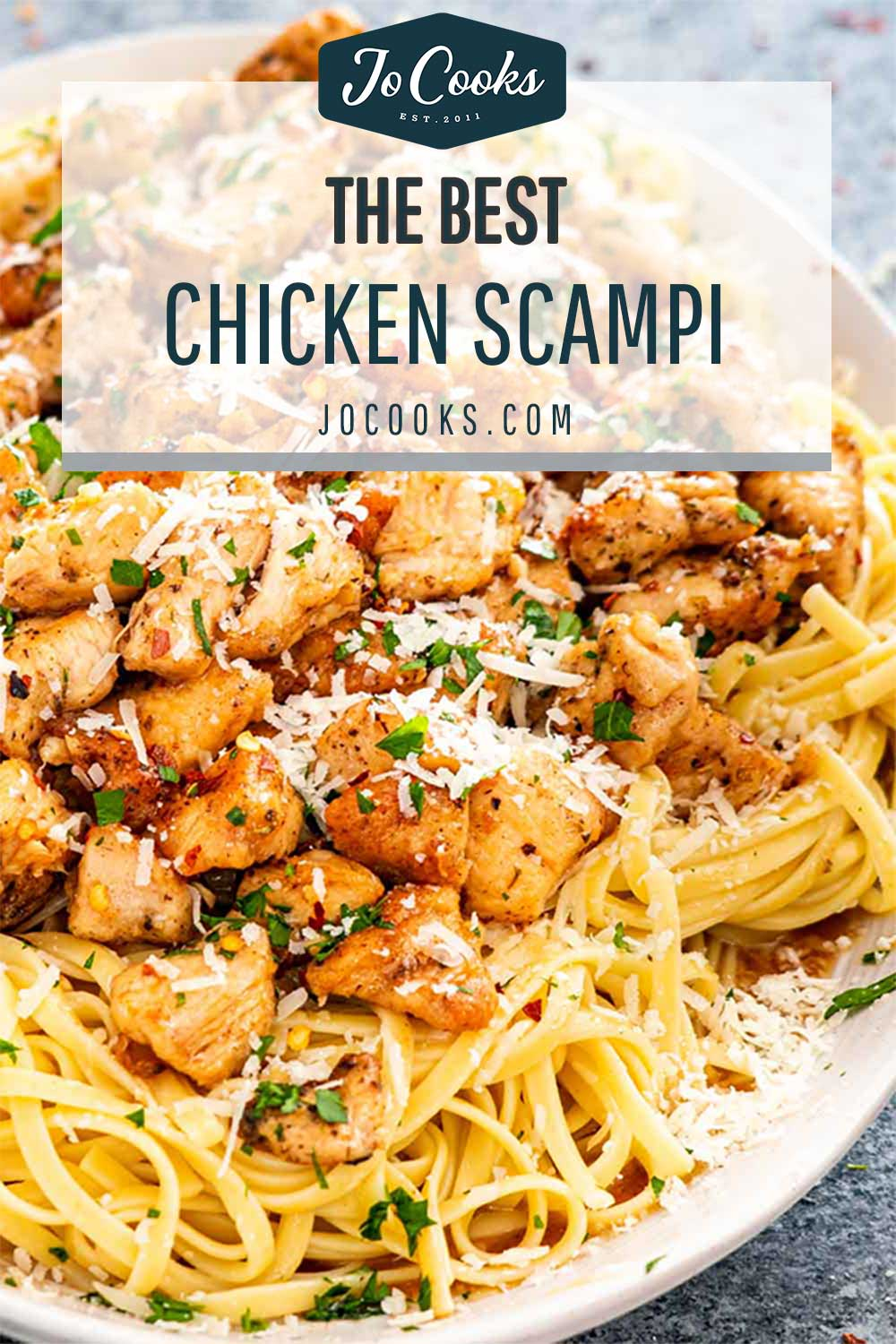 pin for chicken scampi.