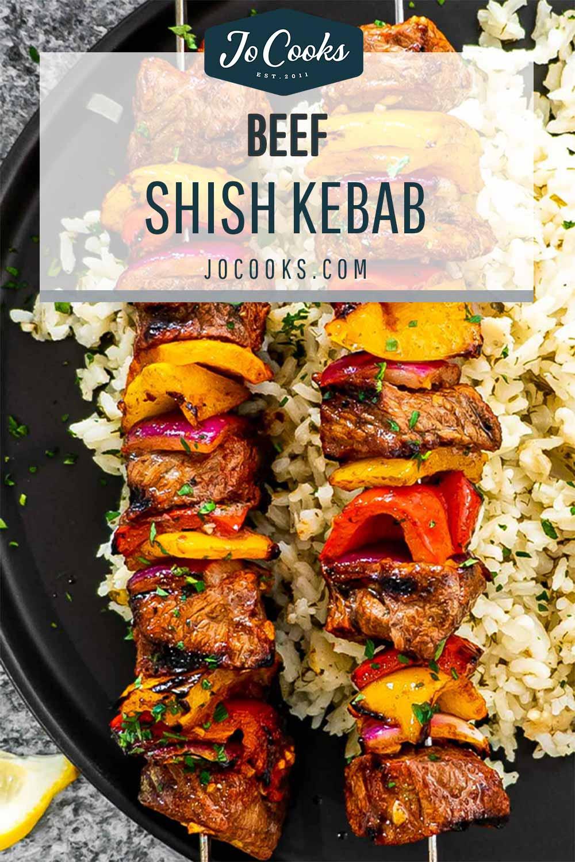pin for beef shish kebab.
