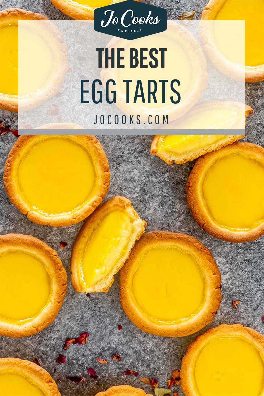 pin for egg tarts.